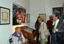 2015.10.01. A Kónya család és a tanítványok kiállítás megnyitója